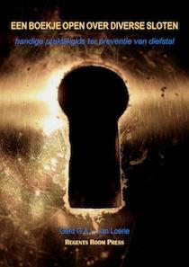Een boekje open over diverse sloten, voorplat