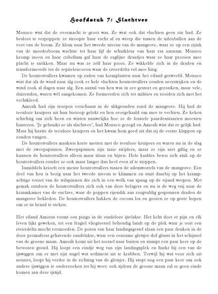 Olifantenliefde, hoofdstuk 7