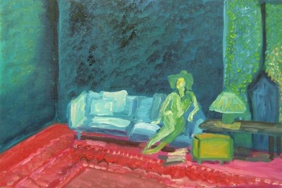 schilderij Anneke Dalinghaus
