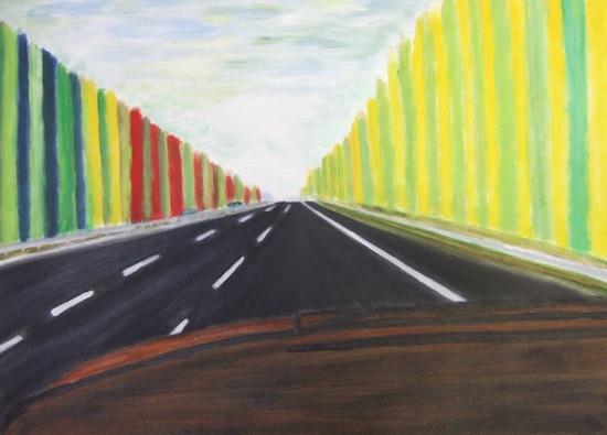 schilderij Anneke Hooghuis