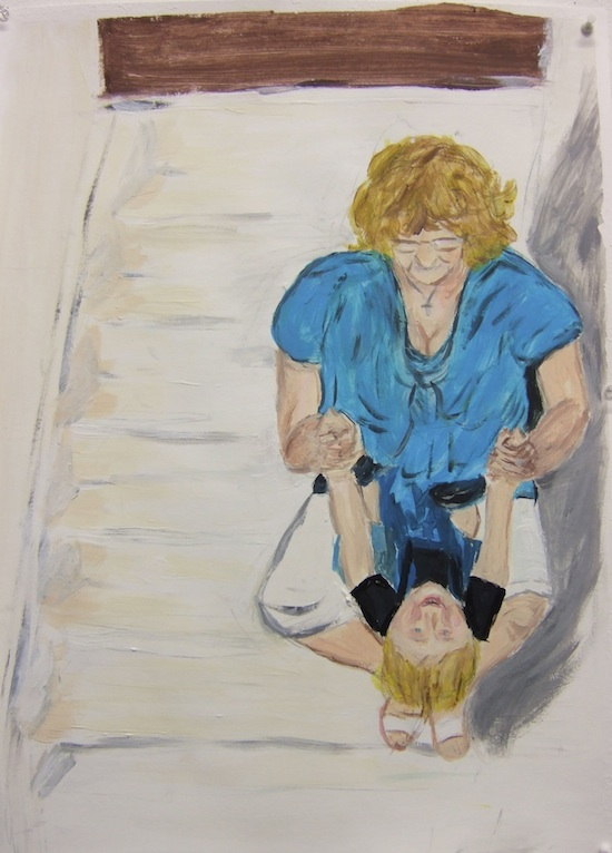 schilderij Dicky Zeilstra