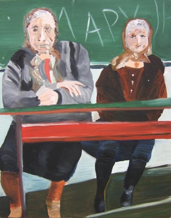 schilderij Helene Molenkamp
