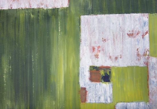 schilderij Janco Verduin bij gedicht Joyce van der Putten
