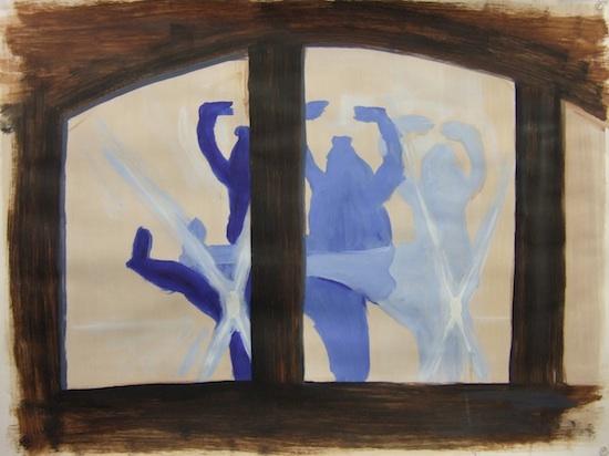 schilderij Janneke Bax