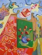 schilderij Rita Petit