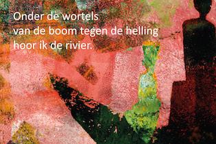 kaart Esther van der Krol + Annemie Jaspers